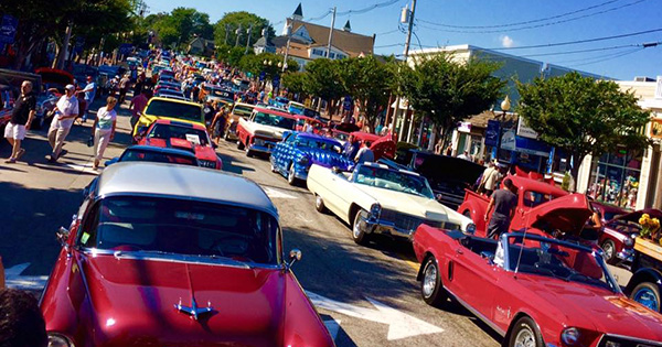 Old Orchard Beach Me Car Show