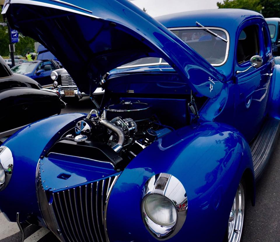 Old Orchard Beach Car Show